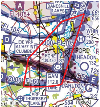 Figure 3 LFA activated by Doncaster Radar